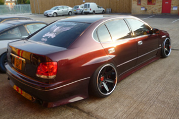 Streetoptions Vip Inspired Toyota Aristo